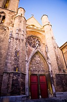 Church in Aix-en-Provence, Provence-Alpes-Cote d'Azur, France (thumbnail)