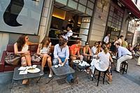 milan, corso garibaldi, radetzky cafe