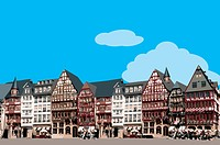 France, Frankfurt _ Main, Capital Cities