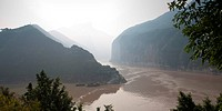 China, Yangtze River, Three Gorges, Qutang Gorge, Kui Gate