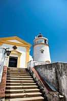 China, Macou, Guia Lighthouse, Guia Chapel, UNESCO, World Cultural Heritage