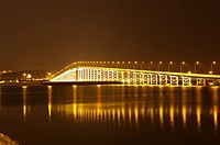 China, Macou, Macau Taipa Bridge