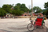 China, Macou, A-Ma Temple, UNESCO, World Cultural Heritage (thumbnail)