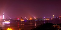 China, Hubei Province, Wuhan, Hankou, Nightlife