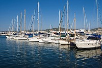Harbour of Eivissa, Ibiza, Baleares, Spain