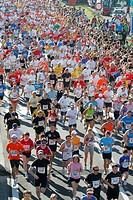 Marathon, Linz, Austria, Europe