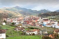 Les Arriondes (Arriondas), Parres municipality, Asturias, Spain