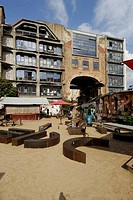 Berlin  Germany  Tacheles Kunsthaus, on Oranienburger Strasse