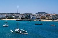 Port, La Oliva, Corralejo, Fuerteventura, Spain
