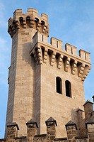Almudaina Palace Walls, Palma de Mallorca, Spain