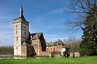 Van Horst Castle, Hageland, Belgium