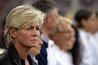Coach of the german women´s football national team Silvia Neid