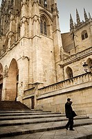 Gothic cathedral 13th century, Burgos  Castilla-Léon, Spain