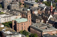 Paulskirche, Frankfurt, Hesse, Germany