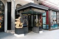 Hotel Sacher, Philharmonikerstrasse (Austria, Vienna)