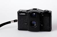 Russian Camera Lomo LCA