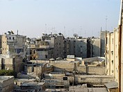 Aleppo the grey city