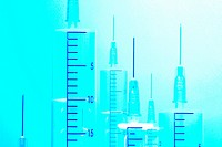 Injection syringe