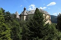 Moosham Castle, Lungau, Salzburg state, Austria, Europe