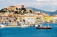 portoferraio, isola d´elba, tuscany, italy