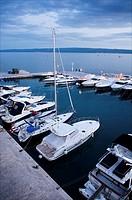 Marina del Hotel Lav Meridien, Split  Dalmacia, Croacia