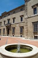 Plazzo Cesi Piazza feredico cesi, Acquasparta, Umbria