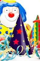 Carnival paraphernalia