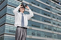 binocular, youngdeungpo_gu, seoul, capital, korea, south korea, Oriental, Eastern people, asian