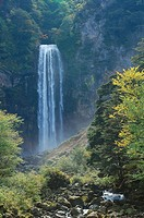 Waterfall, Takayama, Gifu Prefecture, Japan