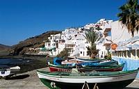Las Playitas  Fuerteventura island  Canary Islands  Spain