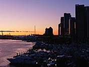 Skyline, Vancouver, British Columbia, Canada