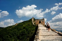 Simatai section, Great Wall, China