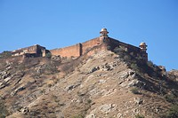 Jaigarh Fort, Victory Fort, Jaipur, Rajasthan, India, Asia