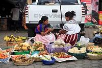 Market, Antigua, Guatemala, Central America