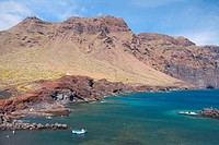Spain _ Canary Islands _ Tenerife _ Isla Baja Region _ Buenavista _ Punta de Teno
