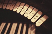 Organ Keys
