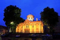 Russian Ortodox church, Vilnius, Lithuania
