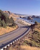 Winding Coastal Highway