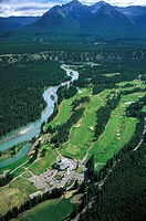 Banff Golf Course, Banff, Alberta, Canada