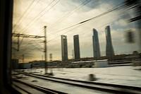 Cuatro Torres Business Area Madrid Spain