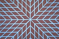 Close_up of a pattern on a wall