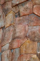 Close_up of a stone wall