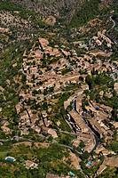 Deia, Serra de Tramuntana, Majorca, Balearic Islands, Spain