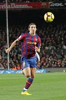 Barcelona, Camp Nou Stadium, FC Barcelona, Zlatan Ibrahimovic, 2010