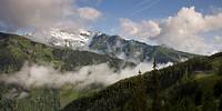 Gasteiner Almen, Hohe Taiuern, Austria.