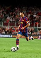 Pedro Rodríguez ´Pedrito´, Spanish footballer, FC Barcelona, 20009