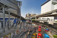 City of Bangkok, the capital of Thailand