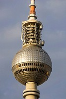 europe, germany, brandenburg, berlin, alexanderplatz, television tower