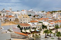 City place, Albufeira, Algarve, Portugal