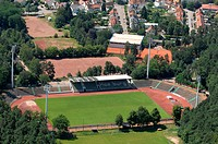Waldstadion, Homburg, Saarland, Germany